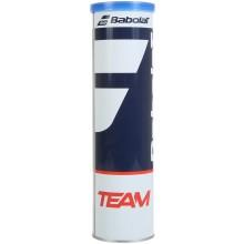 Tube De 4 Balles Babolat Team