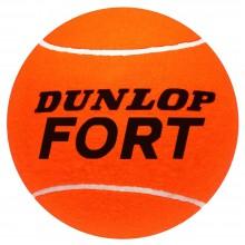 Mid Ball Dunlop Orange Monte Carlo