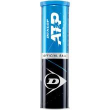 Tube De 4 Balles Dunlop ATP