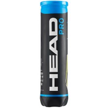 Tube De 4 Balles Head Pro Blue
