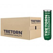 Carton De 18 Tubes De 4 Balles Tretorn Tournament