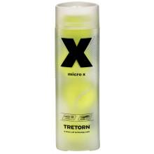 Balles Tretorn Micro X x4