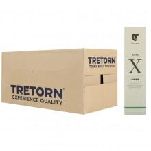 Carton de 18 Tubes de 4 Balles Tretorn Micro X