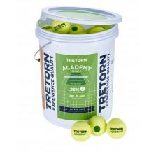 Balles Tretorn Academy Green x72