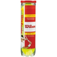 Tube De 4 Balles Wilson Championship