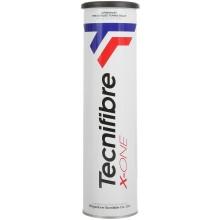 Tube De 4 Balles Tecnifibre X-One