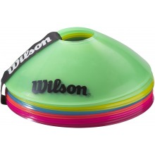 Pack de 12 Cônes Training Wilson