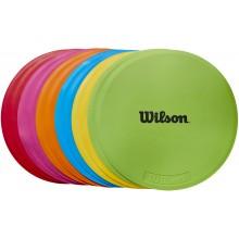 Pack de 6 Cibles Wilson