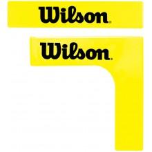 LIGNES ET COINS WILSON (Kit de 12 lignes et 4 angles)