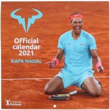 Calendrier Rafael Nadal 2021