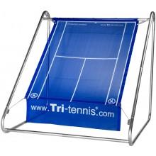 TRI-TENNIS PRO (TOILE BLEUE) + TOILE FUN