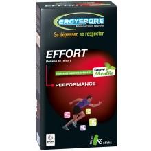 Stick Ergysport Pour Boisson d'Effort 30G - Menthe