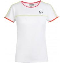 Tee-Shirt Tacchini Femme Iris Blanc