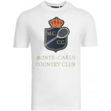 Tee-Shirt Tacchini MCCC Blanc