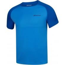 Tee-Shirt Babolat Junior Play Bleu