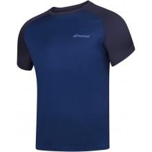Tee-Shirt Babolat Junior Play Marine