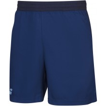 Short Babolat Junior Play Bleu