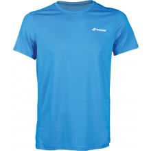 Tee-Shirt Babolat Junior Flag Core Club Bleu
