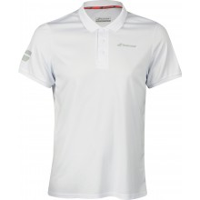 Polo Babolat Junior Core Club Blanc