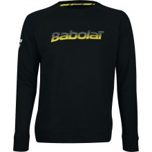 Sweat Babolat Junior Core Club Noir