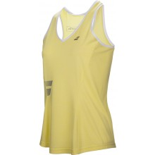 Débardeur Crop Babolat Junior Fille Core Club Jaune