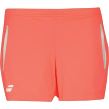 Short Babolat Junior Fille Core Club Orange