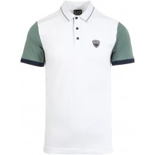 Polo EA7 Tennis Casual Sporty Blanc