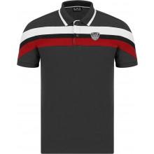 Polo EA7 Tennis Club PQ Shield Gris