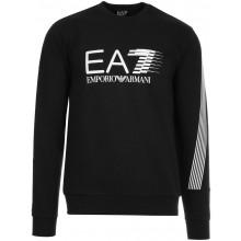 Sweat EA7 Training Sporty 7 Lines Noir