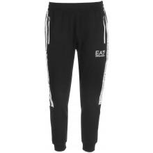 Pantalon EA7 Training Sporty Logo Series Noir