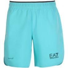 Short EA7 Tennis Pro Bleu