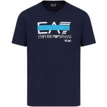 Tee-Shirt EA7 Training Sporty Colour Flash Marine