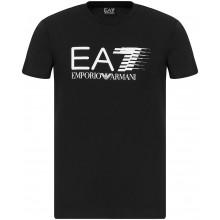 Tee-Shirt EA7 Training Sporty 7 Lines Noir