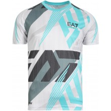 Tee-Shirt EA7 Training Dynamic Athlete Blanc