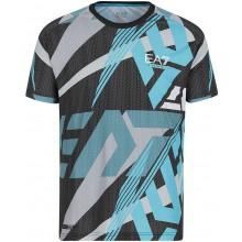 Tee-Shirt EA7 Training Dynamic Athlete Noir