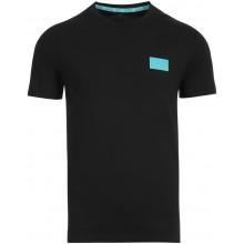 Tee-Shirt EA7 Training Dynamic Athlète Natural Noir
