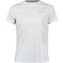 Tee-Shirt Babolat Club Core Flag Blanc