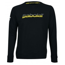 Sweat Babolat Core Club Noir