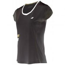 Tee-Shirt Babolat Femme Flag Core Club Noir