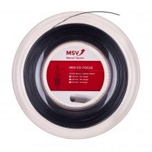 Cordage MSV Co Focus Noir (200 Mètres)