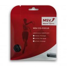 Cordage MSV Co Focus Noir (12 Mètres)