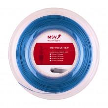 Bobine MSV Focus Hex Bleu (200 Mètres)