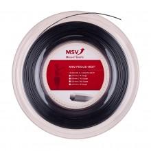 Bobine MSV Focus Hex Noir (200 Mètres)