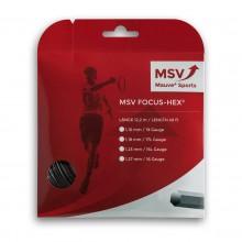Cordage MSV Focus Hex-1.10 (12 Mètres)