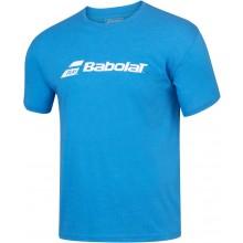 Tee-Shirt Babolat Junior Exercise Bleu