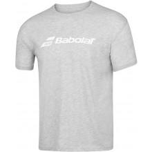 Tee-Shirt Babolat Junior Exercise Gris