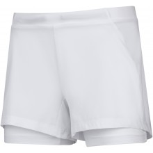 Short Babolat Junior Fille Exercise Blanc