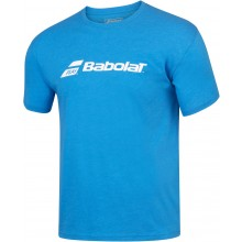 Tee-Shirt Babolat Exercise Bleu