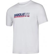Tee-Shirt Babolat Exercise Vintage Blanc