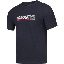 Te-Shirt Babolat Exercise Vintage Noir